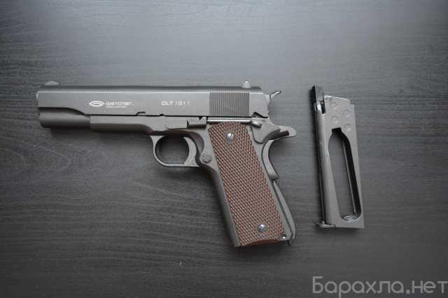 Продам: Пневматический пистолет CLT 1911
