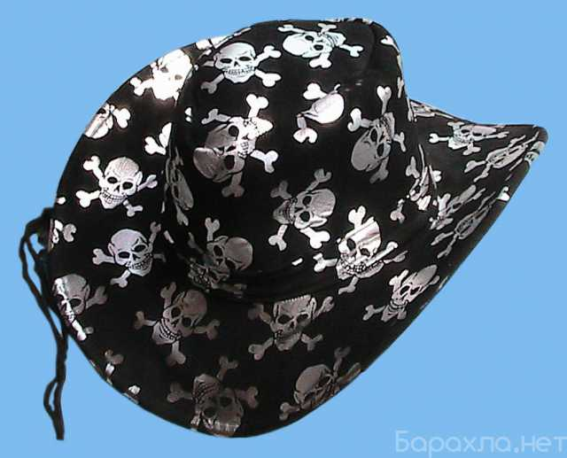 Продам: шляпа солнцезащитная ковбойского покроя