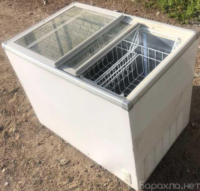 Продам: Aucma SD-300 морозильник. Доставка