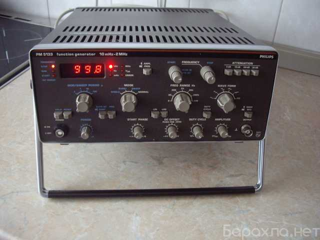 Продам: Генератор низкочастотный PHILIPS-PM-5133