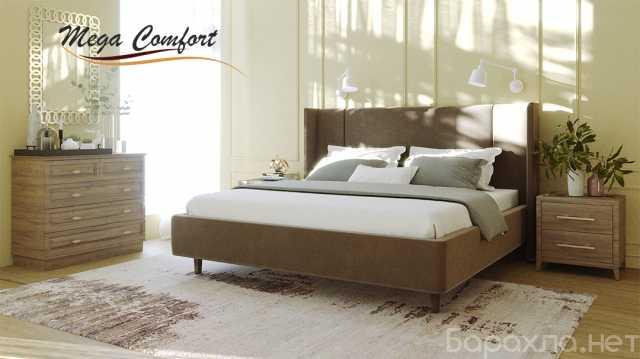 Продам: Интерьерная двуспальная кровать «Мелисса