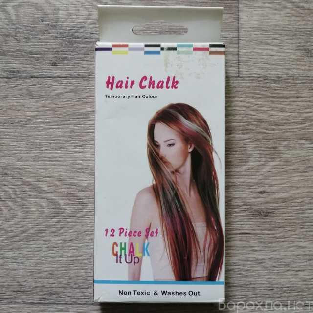 Продам: Цветные мелки для волос HAIR CHALK