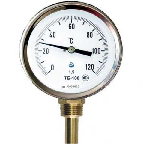 Продам: Биметаллические термометры