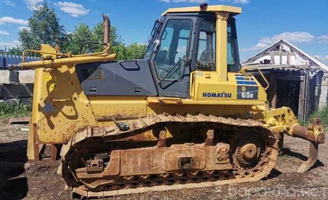 Продам: Продам бульдозер Komatsu D65E-12, 2011 г