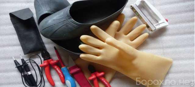 Предложение: Поверка перчаток