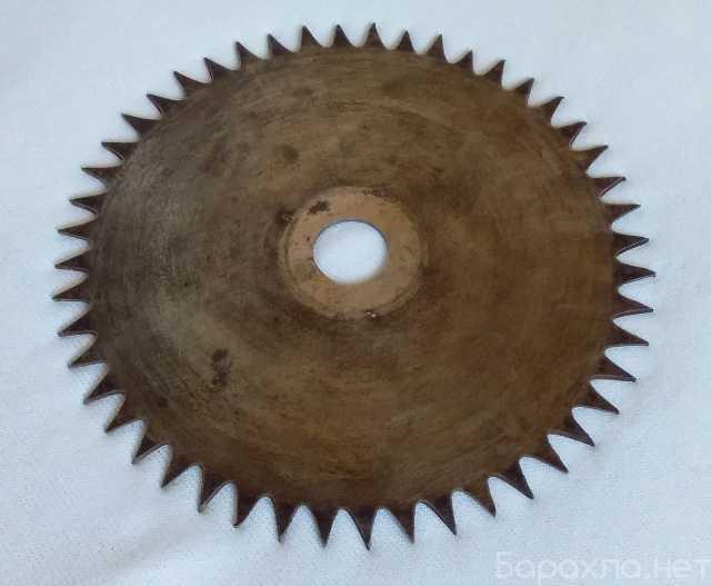 Продам: диск зубчатый пильный бу по дереву