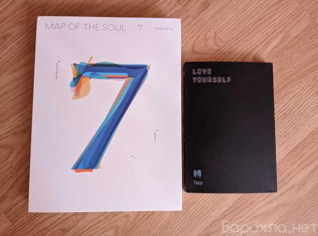 Продам: Альбомы и плакаты BTS