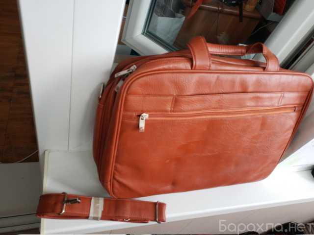 Продам: Новая бежевая сумка 43 на 34 см