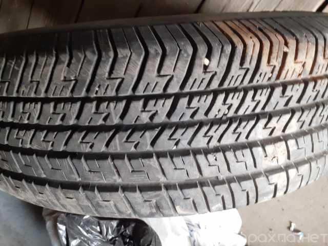 Продам: Одна летняя шина 235/70 R-16
