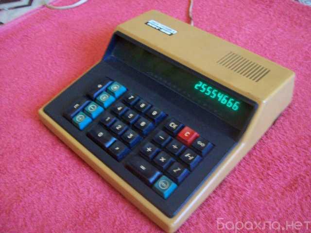 Продам: Электроника МК-59 (калькулятор С.С.С.Р.)