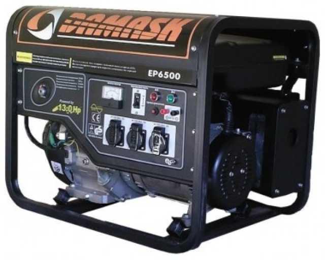 Предложение: В аренду бензиновый генератор 5500 вт