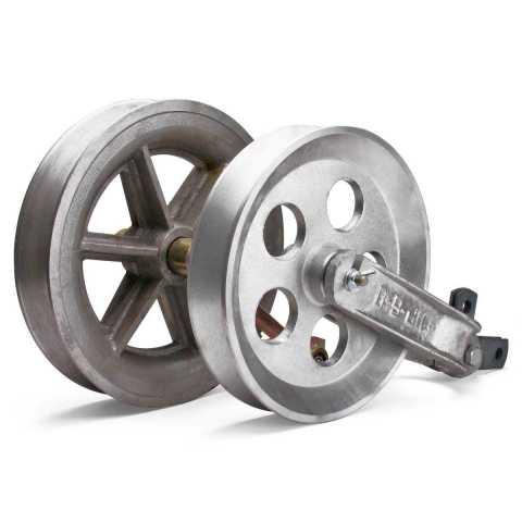 Продам: Раскаточные ролики для кабеля
