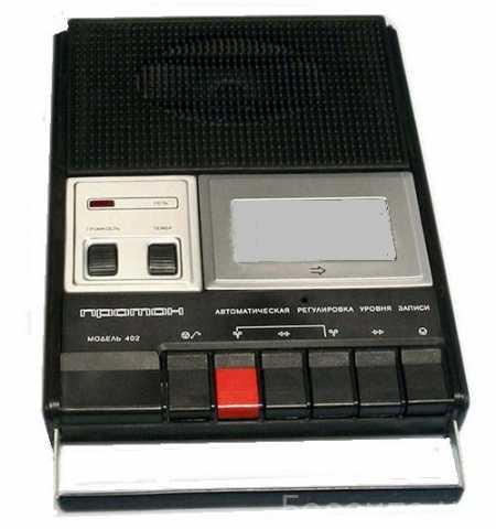 Продам: Магнитофон ПРОТОН 402 кассетный