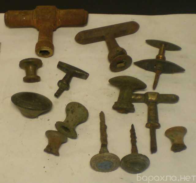 Продам: Старинные бронзовые ручички
