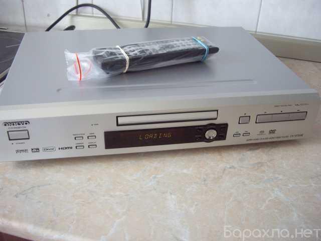 Продам: Проигрыватель Онкио DV-SP 504E DVD\CD