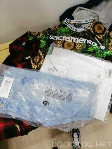 Предложение: Одежда сток мелким оптом
