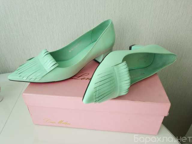 Продам: * Новые туфли Натуральная кожа лак *36*