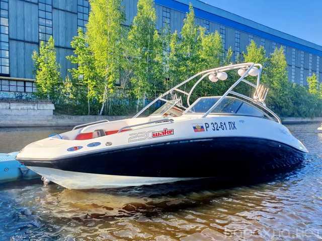 Продам: Катер BRP Sea-Doo Challenger 230 Wake
