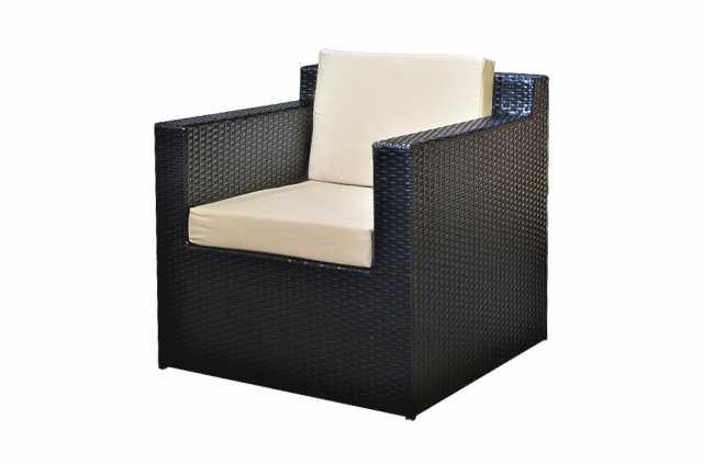 Продам: Кресло плетеное, искусственный ротанг
