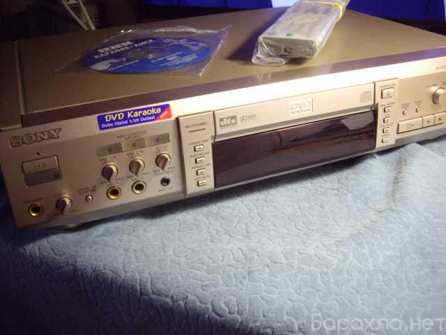 Продам: CD\DVD плеер SONY DVP-K880D