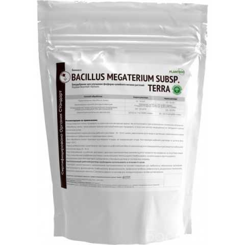 Продам: Bacillus megaterium Organic сухая форма