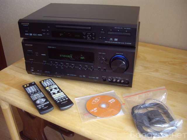 Продам: Комп-кт ONKYO NX-SR604E+ONKYO DV-SP50E
