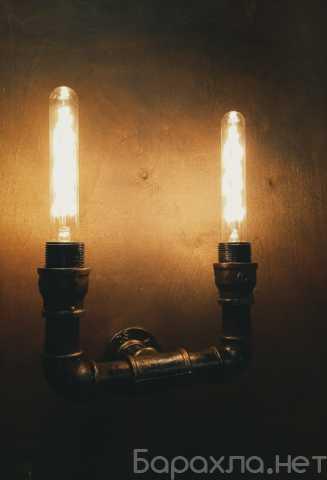 Продам: Авторские светильники из труб