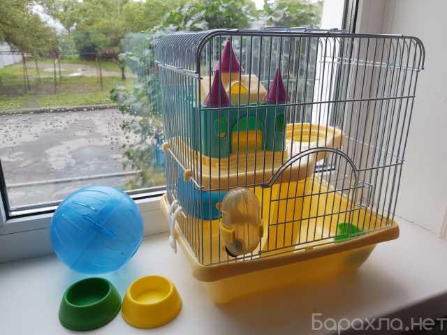 Продам: Клетка для мелких грызунов Triol