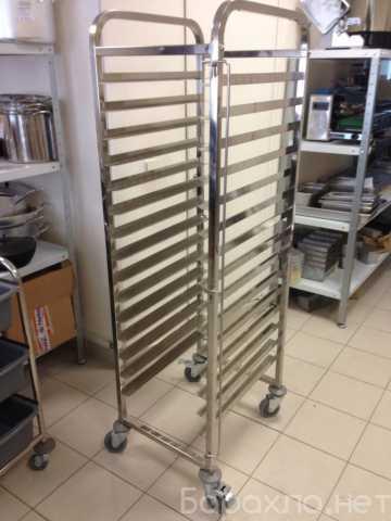 Продам: Тележки-шпильки для пекарни - Б.У