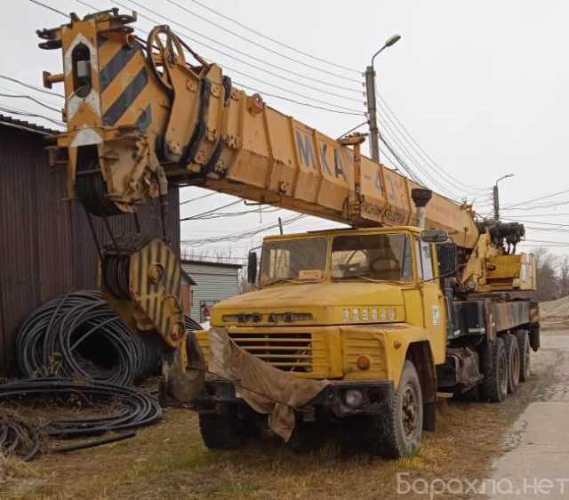 Продам: Продам автокран МКАТ-40, Тадано TG-500ER