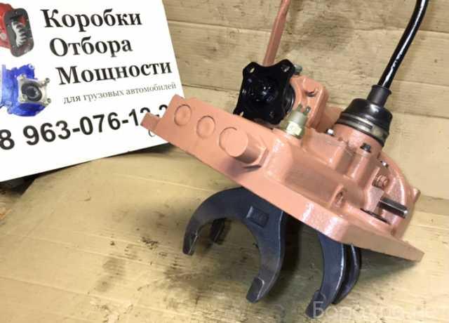 Продам: КОМ на Урал-4320, 5557 с КПП ЯМЗ пожарны