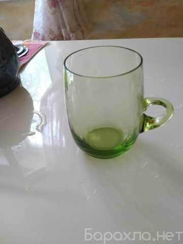 Продам: Тонкостенная стеклянная посуда СССР