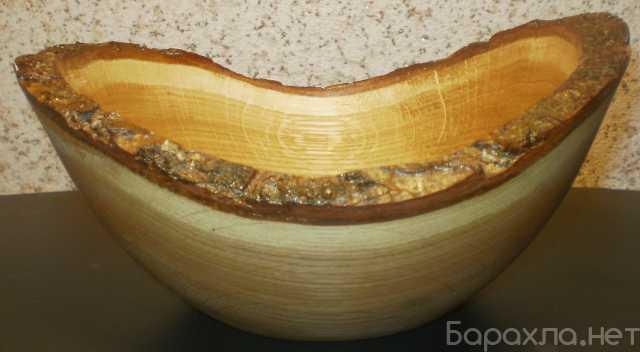 Продам: Ваза деревянная для фруктов