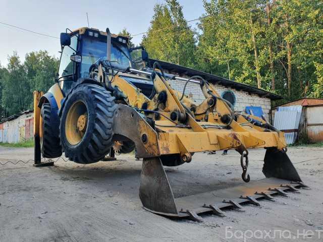 Продам: CAT 434F б/у экскаватор-погрузчик 2013 г