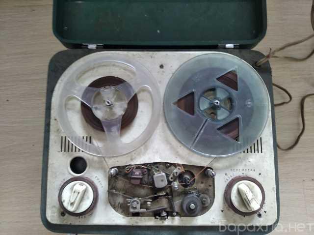 Продам: Чайка магнитофон