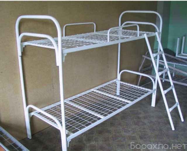 Продам: Металлические кровати для строителей