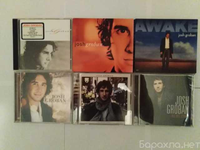 Продам: Josh Groban: коллекция альбомов на CD