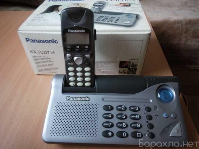 Продам: Panasonic KX-TCD715