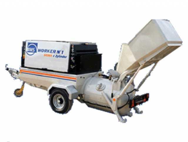 Продам: Растворонасос BMS Worker №1 650L