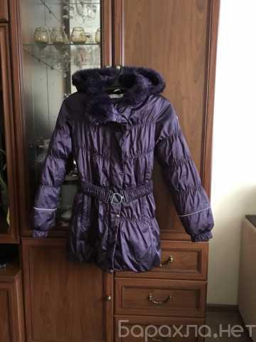 Продам: Куртка зимняя на девочку