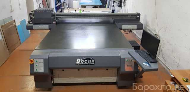 Продам: Широкоформатный УФ принтер