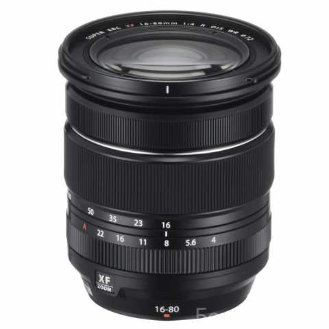 Продам: Объектив fujifilm XF 16-80mm f/4