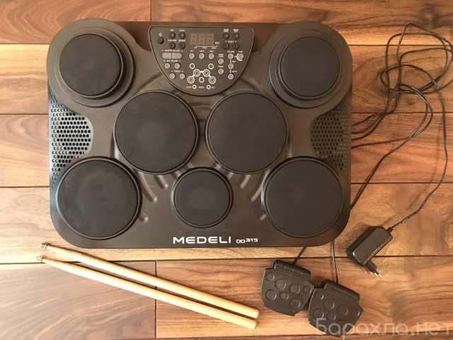Продам: Электронная барабанная установка