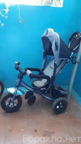 Продам: Велосипед коляска