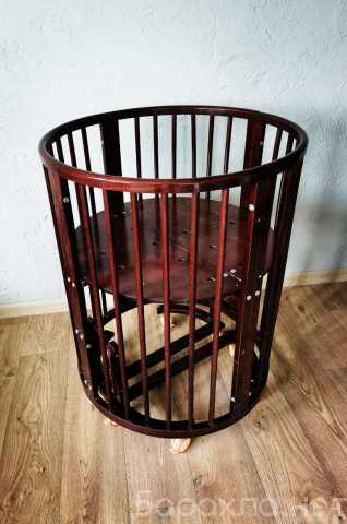 Продам: Круглая кроватка