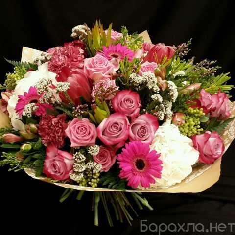 Продам: Цветы живые букеты