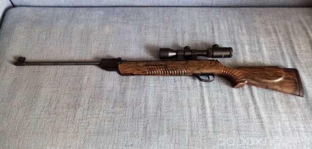 Продам: Пневматическая винтовка Хатсан 80