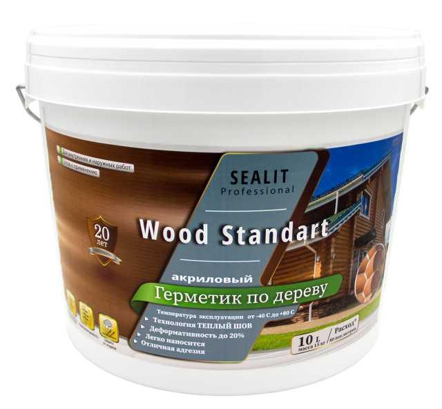 Продам: Герметик для дерева Sealit Wood Standart