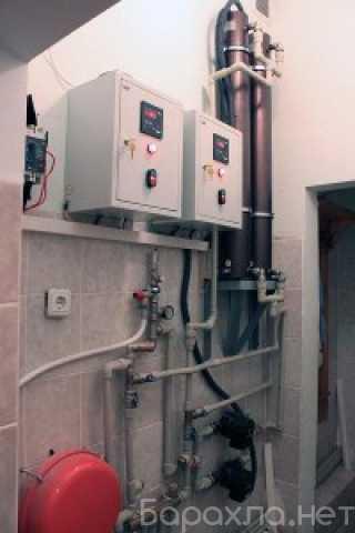 Продам: Индукционный котел отопления ИКВ