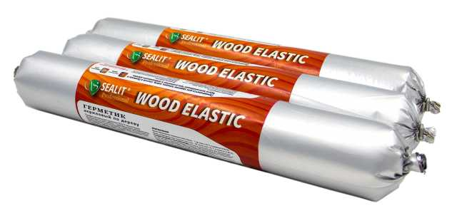 Продам: Герметик Sealit Wood Elastic 600 мл